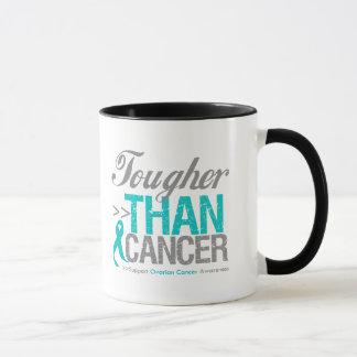 Tougher Than Cancer - Ovarian Cancer Mug