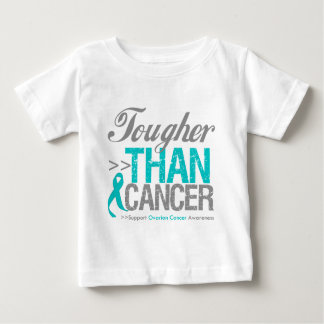 Tougher Than Cancer - Ovarian Cancer Tee Shirt