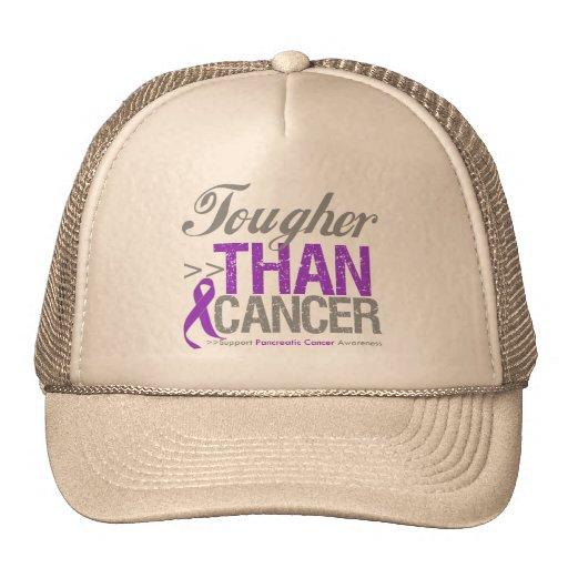 Tougher Than Cancer - Pancreatic Cancer Trucker Hat