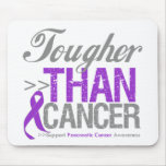 Tougher Than Cancer - Pancreatic Cancer Mouse Pads