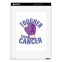 Tougher Than Cancer Skin For iPad