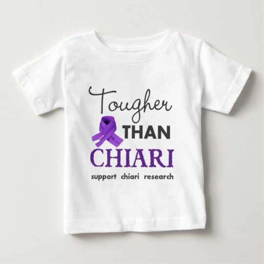 Tougher than Chiari Baby T-Shirt