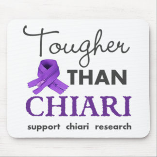 Tougher than Chiari Mouse Pad