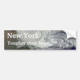 Tougher than Sandy Bumper Sticker