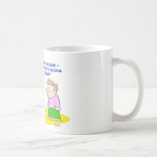 toughest soldier vacuum cleaner coffee mug