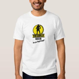 Toughman Beer Shirt