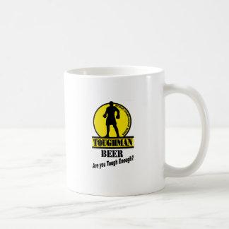 Toughman Beer Shirt Coffee Mug