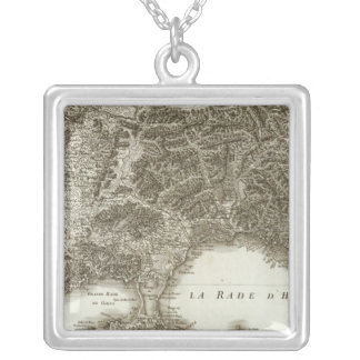 Toulon Silver Plated Necklace