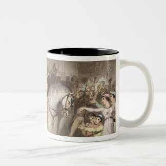 Toulouse, 10th April 1814, from 'The Victories of Two-Tone Coffee Mug