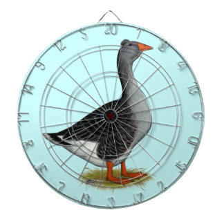 Toulouse Goose Tufted Dartboards