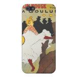 Toulouse Lautrec Art Case For iPhone 5