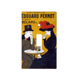 Toulouse-Lautrec Art Poster Light Switch Cover