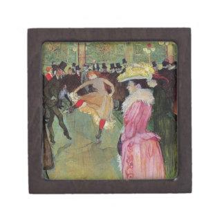 Toulouse-Lautrec At the Rouge Gift Box Premium Keepsake Boxes