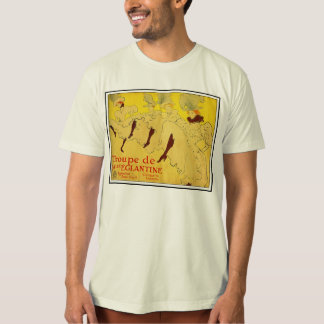 Toulouse-Lautrec - Dance Troupe T-Shirt