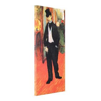 Toulouse-Lautrec - el Dr Tapia de Celeyran Impresiones De Lienzo