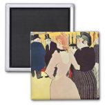 Toulouse-Lautrec: En el colorete