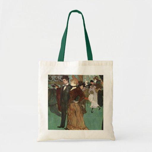 Toulouse-Lautrec: En el colorete Bolsa