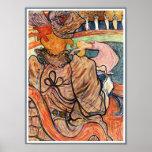 Toulouse-Lautrec - French Art - Nouveau Cirque Print