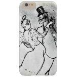 Toulouse-Lautrec - La Goulue y Valentin, vals Funda De iPhone 6 Plus Barely There