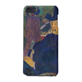 Toulouse-Lautrec - Mister Delaporte in the garden iPod Touch 5G Cases