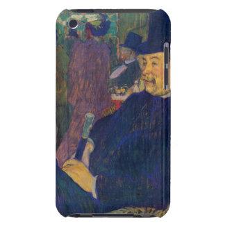 Toulouse-Lautrec - Mister Delaporte in the garden iPod Case-Mate Cases