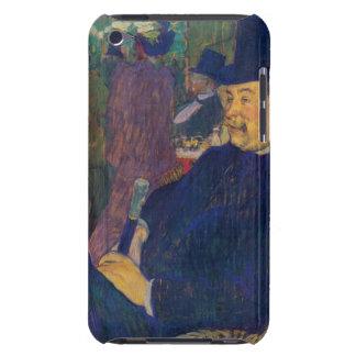 Toulouse-Lautrec - Mister Delaporte in the garden iPod Touch Case