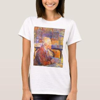 Toulouse-Lautrec Portrait of Van Gogh T-Shirt
