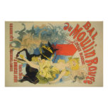 Toulouse Lautrec Poster Art