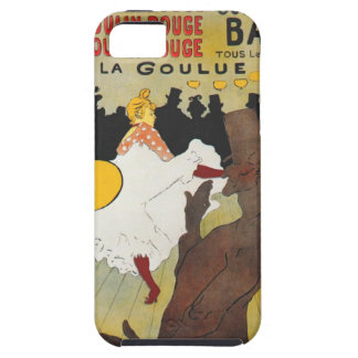 Toulouse Lautrec Poster Art iPhone 5 Cover