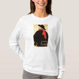 Toulouse Lautrec Poster Art T-Shirt