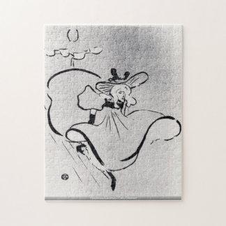 Toulouse-Lautrec - rompecabezas del concierto del