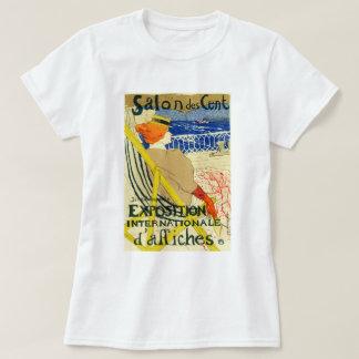 Toulouse Lautrec  - Salon des Cent T-Shirt