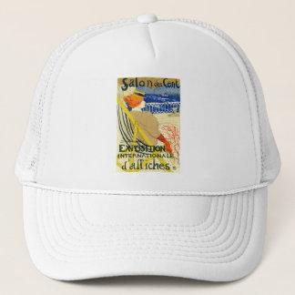 Toulouse Lautrec  - Salon des Cent Trucker Hat
