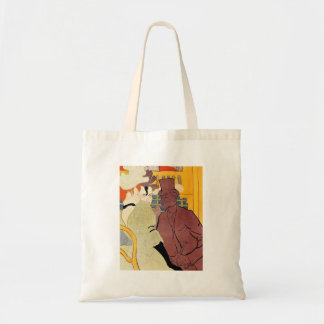 Toulouse-Lautrec - The english man at the R Tote Bags