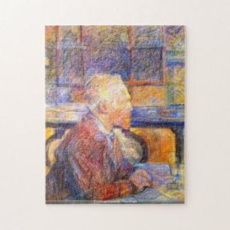 Toulouse-Lautrec - Van Gogh puzzle