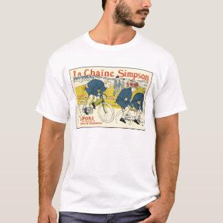 Toulouse-Lautrec - Vintage Bicycle Art T-Shirt