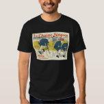 Toulouse-Lautrec - Vintage Bicycle Art T-shirts