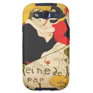 Toulouse-Lautrec - Vintages Kunst-Plakat Galaxy S3 Cover