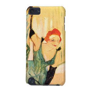 Toulouse-Lautrec - Yvette Guilbert greets the Audi iPod Touch (5th Generation) Cover