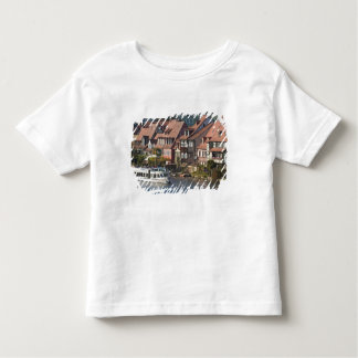Tour boat in Little Venice and River Regnitz Toddler T-shirt