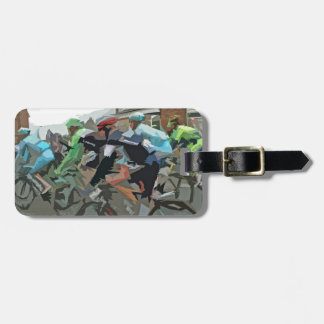 Tour De France 2014 Bag Tag