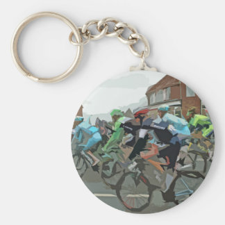 Tour De France 2014 Keychain