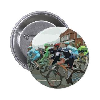 Tour de France 2014 Pin Redondo 5 Cm