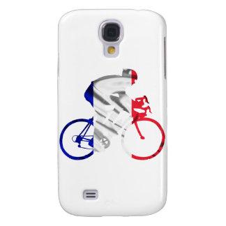 Tour de france cyclist galaxy s4 covers