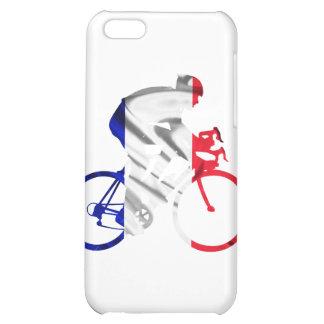 Tour de france cyclist iPhone 5C covers