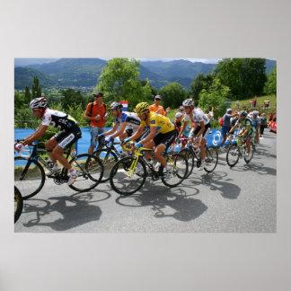 Tour de France Hautacam 2008 Posters