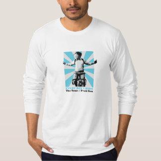 Tour de FU CLEAN-ish T-Shirt