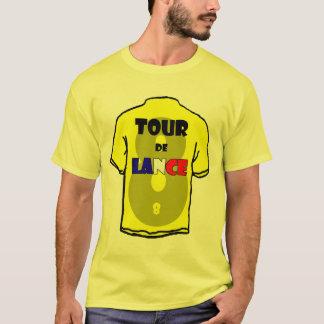 Tour de Lance 8 times winner France Tour T-Shirt