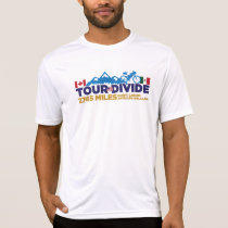 Tour Divide Banner   Elevation Profile Tee