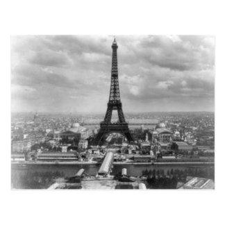 Tour Eiffel Postales